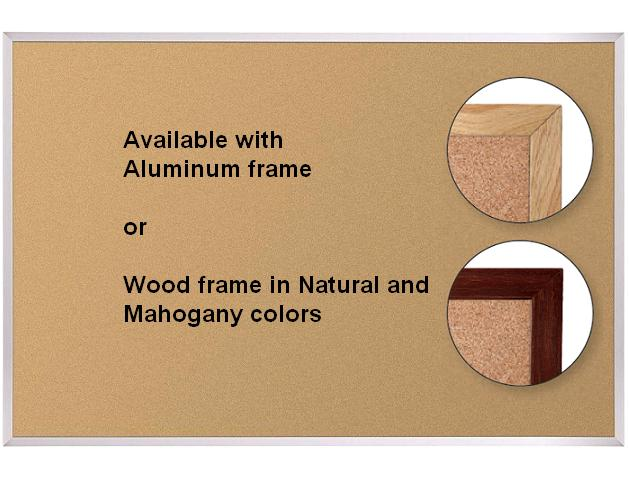 301ac-3x4-aluminum-frame-natural-cork-bulletin-board