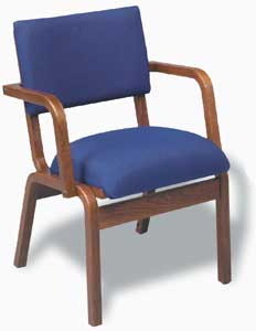 t300a-fabric-oak-frame-arm-chair