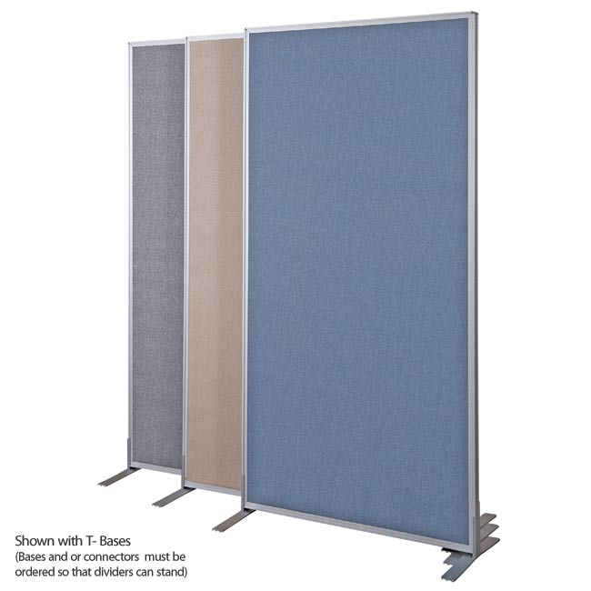 Portable Partitions | Mobile Room Dividers | Worthington Direct
