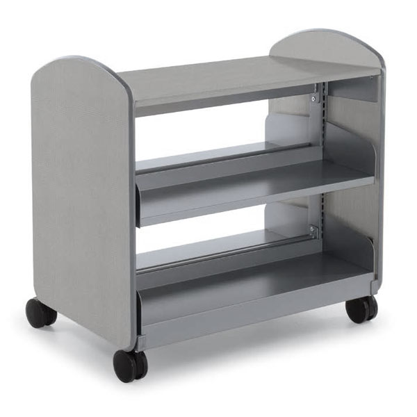 21675-nomad-mobile-bookshelf-w-4-flat-shelves
