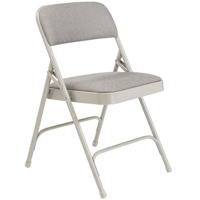 Fabric Folding Chair Model 2200 By National Public