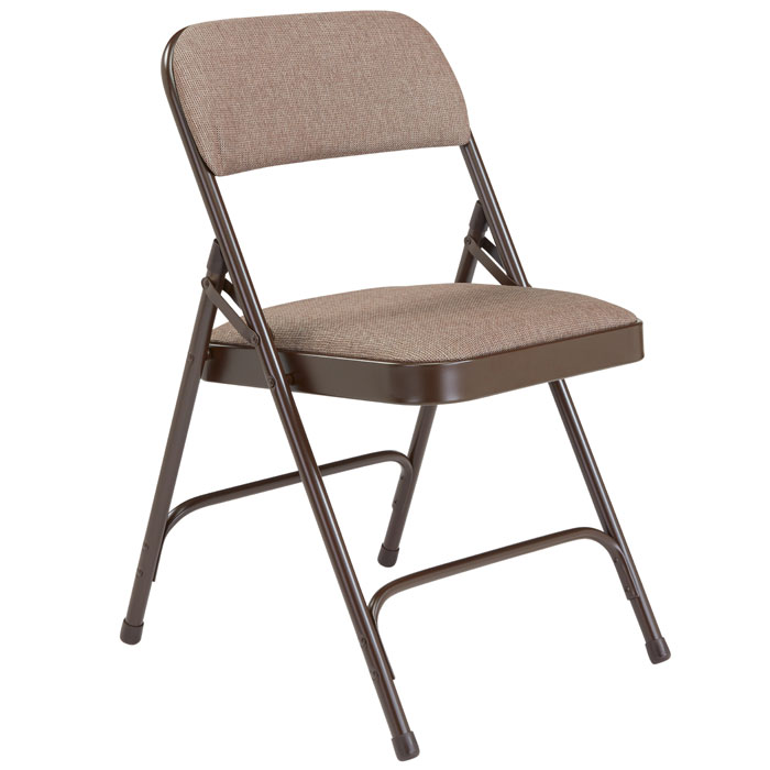 2207-walnut-fabric-brown-frame-18-gauge-steel-padded-folding-chair-with-double-hinge