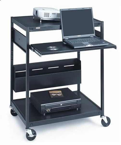bretford-data-projector-cart