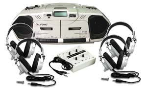 2395plc-2-watt-cddual-cassette-powered-listening-center-w4-headphones