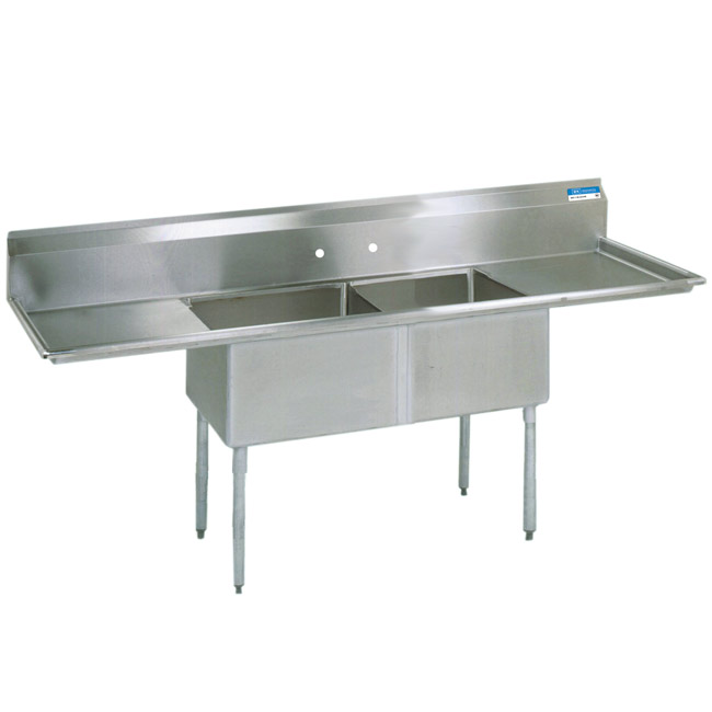 ... High Quality Stainless Steel 2 Compartment 18