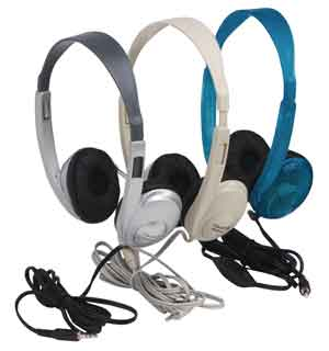 Example of Classroom Headphones