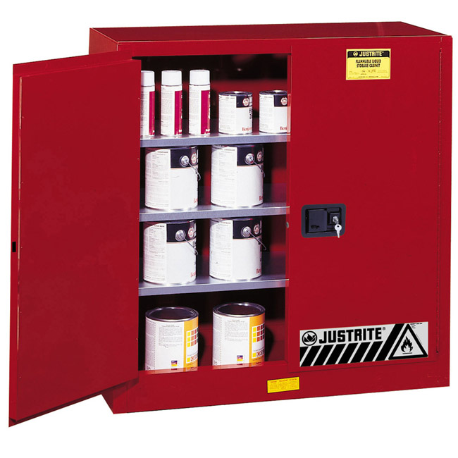 Diversified Paint And Ink Storage Cabinet 40 Gallon