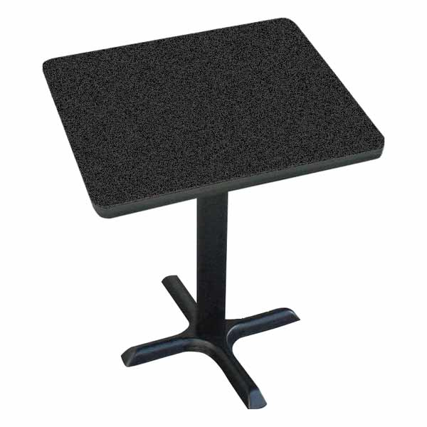 square-cafe-table