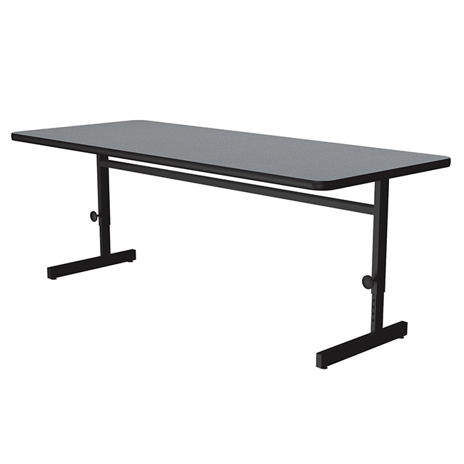 csa3072-gray-granite-top-adjustable-pedestal-base-table