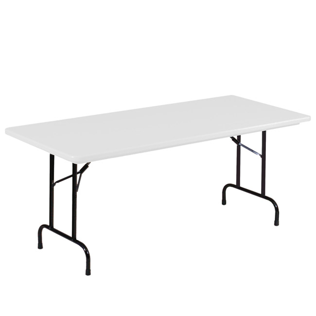 r3072am-antimicrobial-30-x-72-gray-granite-plastic-resin-folding-table
