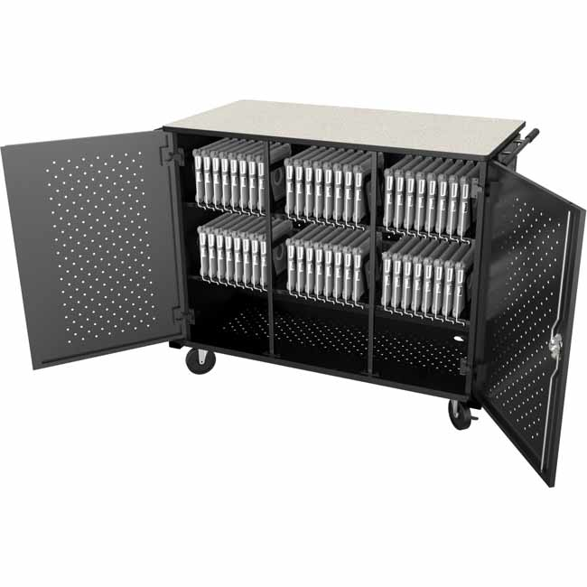 Odyssey High Capacity Charging Cart