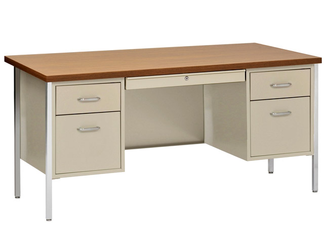 30045-double-pedestal-desk-w-center-drawer-30-x-60