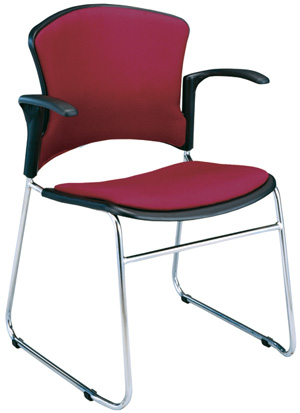 310fa-multiuse-padded-plastic-stack-chair-w-arm-rests