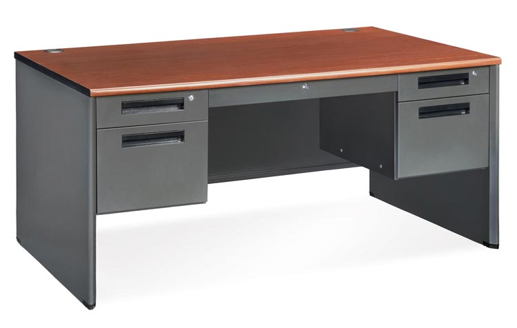 77360-double-pedestal-60w-x-30d-executive-panel-end-desk-by-ofm