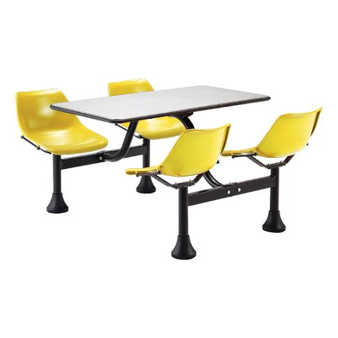 cluster-seating-stainless-steel-top
