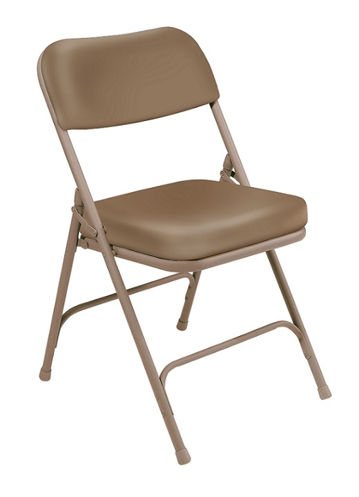 3201-padded-folding-chair-beige-vinyl-beige-frame