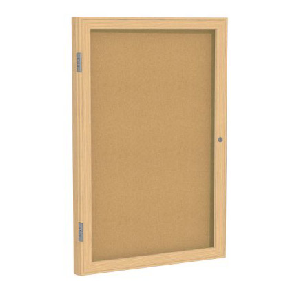 pw12418k-24hx18w-one-door-oak-frame-enclosed-bulletin-board