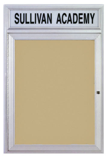 pavx331-36hx30w-one-door-outdoor-satin-aluminum-frame-enclosed-header-vinyl-board