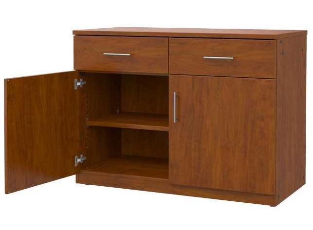 Marco Group Mobile Base Cabinet W/2 Drawers & 2 Shelves ...