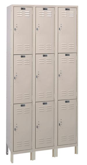 uh32883-triple-tier-locker-3section-wide-18d-unassembled