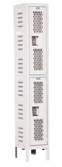 u1258-2hv-a-heavy-duty-ventilated-double-tier-1-wide-locker-assembled-12-w-x-15-d-x-36-h