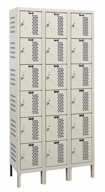 u32886hdv-six-tier-hd-ventilated-locker-3wide-12w-x-18d-x-12h-unassembled