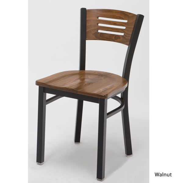 Exceptional Cafe Chair Style   B By KFI Seating, 3315B   Stock #97302