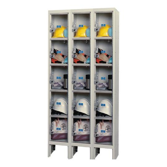 usvp32265-safety-view-threewide-fivetier-locker-unassembled-12-w-x-12-d-x-12-h-opening