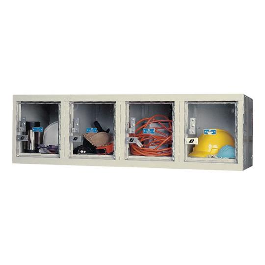 safety-view-four-compartment-wall-locker