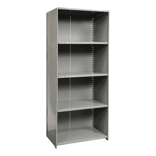452012-mediumduty-closed-shelving-starter-unit-w-5-shelves-36-w-x-12-d