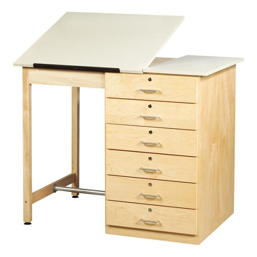 split-top-drafting-table