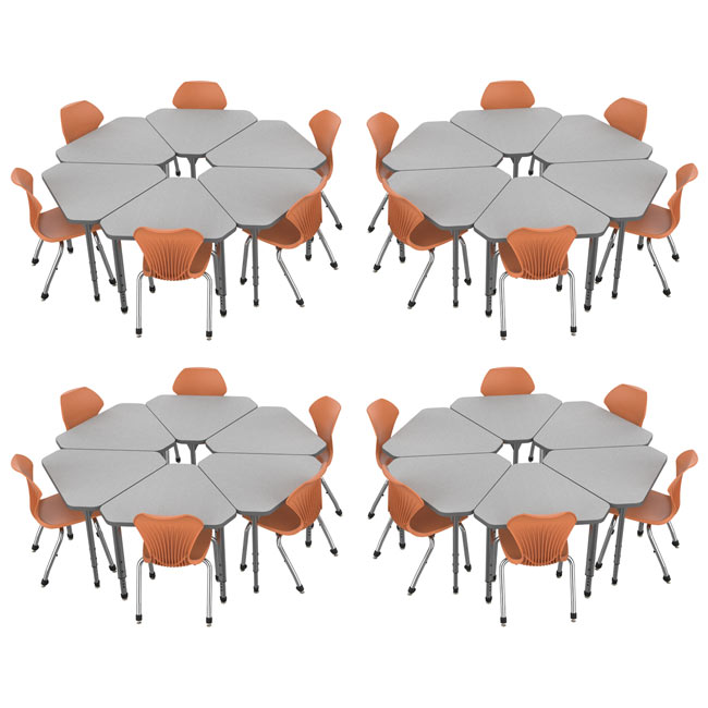 38371-classroom-set-24-apex-gem-desks-24-stack-chairs-14-pumpkin-spice-closeout