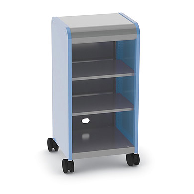 30311-cascade-series-threeshelf-mobile-storage-w-out-doors-21-w-x-19-d