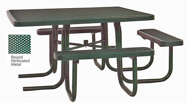 358hp-46-square-ada-compliant-perforated-metal-outdoor-picnic-table