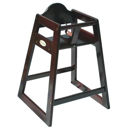 4501859-classic-wood-high-chair-antique-cherry