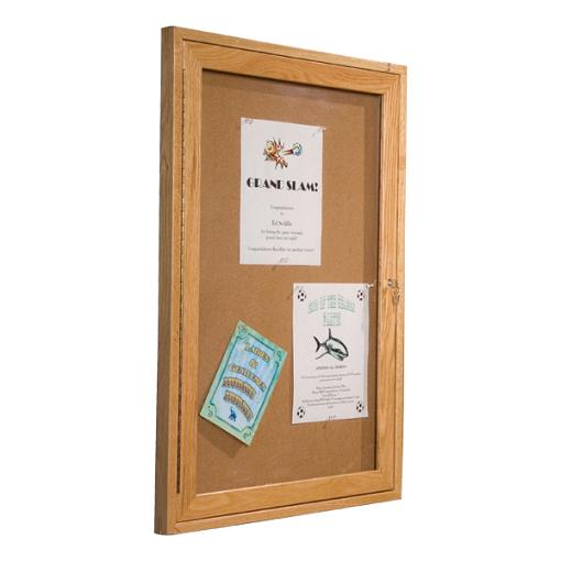 94hwa-24h-x18-bestrite-enclosed-bulletin-board-cabinet-with-1-hinged-door