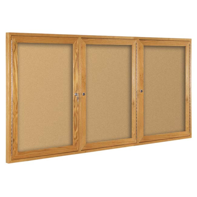94hw2-enclosed-bulletin-board-cabinet-w-1-hinged-door-36-h-x-72-w