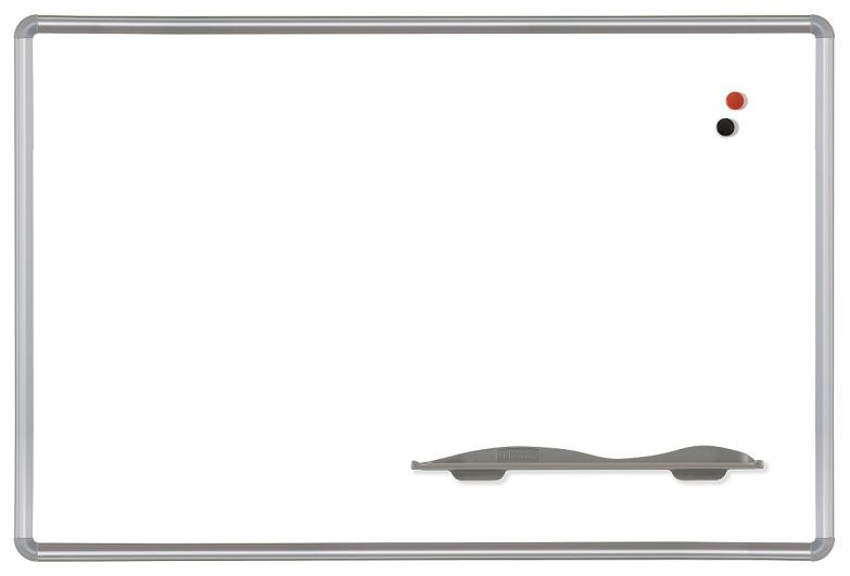 e2h2pc-greenrite-porcelain-steel-dry-erase-board-w-silver-presidential-trim-3-x-4