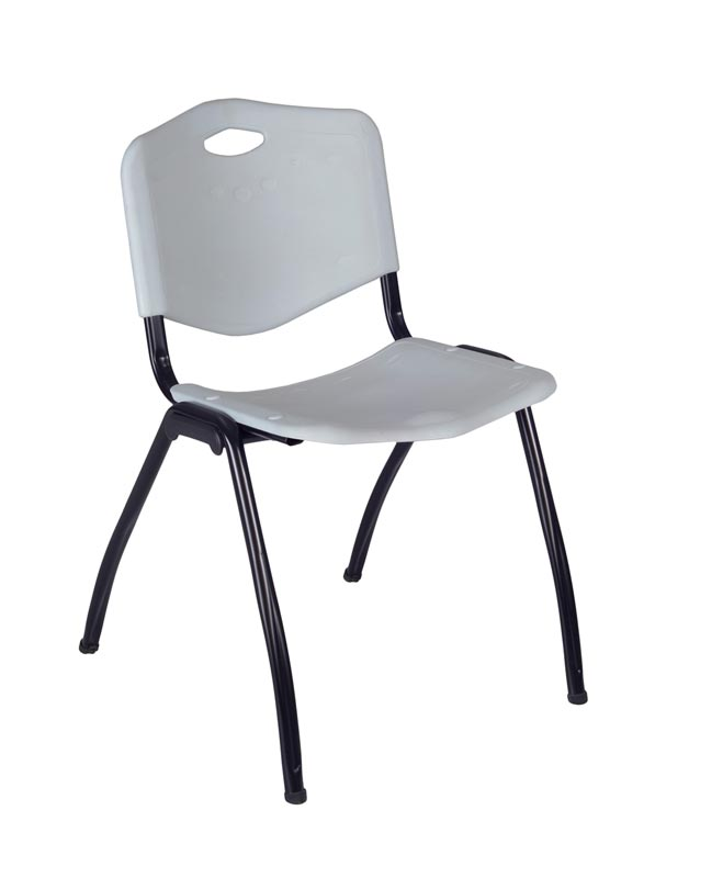 Regency Office Furniture Plastic M Stacker Chair 4700 Plastic Stacking Chairs Worthington