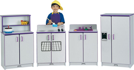 2030jc-4-piece-kitchen-set-cupboard-stove-sink-refrigerator-speckled-gray-waccent-color