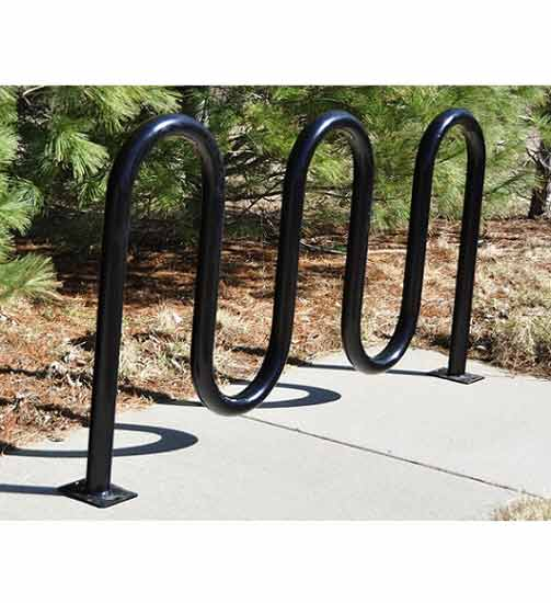 metal-waved-bike-racks-by-jayhawk-plastics