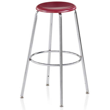 ilst-24-ivy-league-solid-plastic-stool