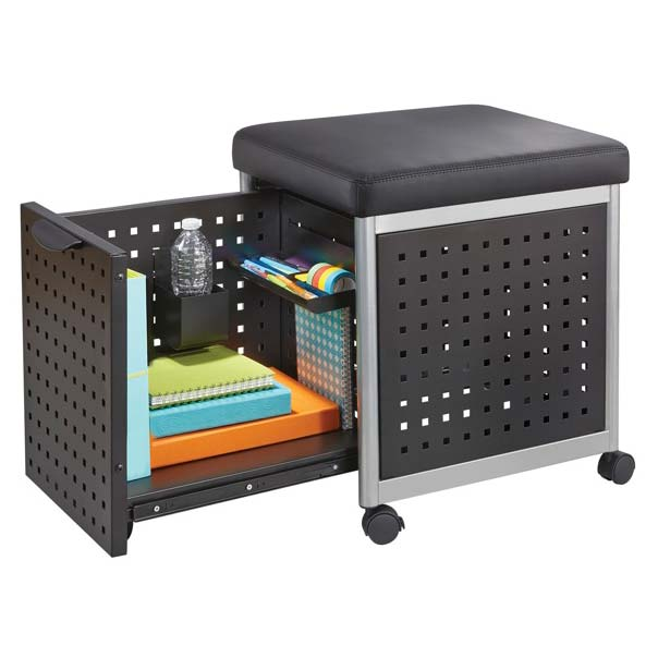 5380bl-scoot-mobile-file-cabinet-with-cushion-seat