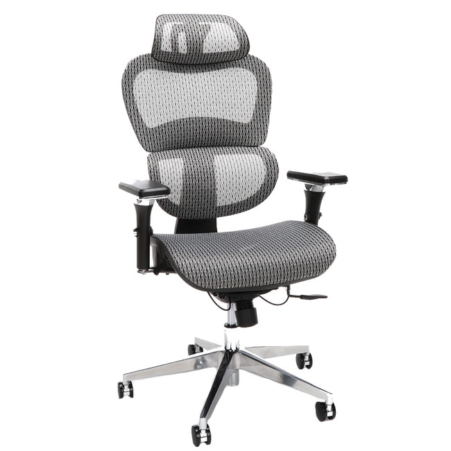 Ofm Ergonomic Mesh Office Chair With Headset - 540 | Mesh ...