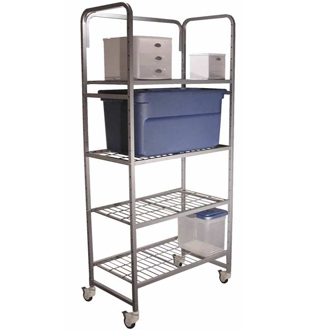 5418-3-4-shelf-mobile-wire-storage-rack