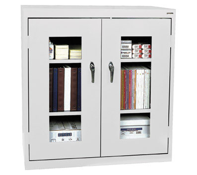 ca2v361842-36wx18dx42h-locking-storage-cabinet-wseethru-doors