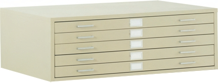 244876-40-1-2-w-x-28-1-2-d-5drawer-stacking-flat-file