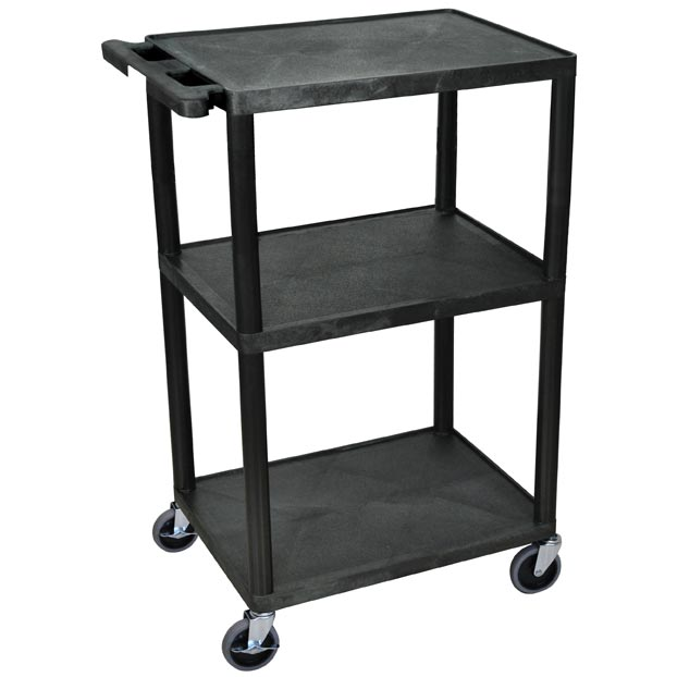 lp42-threeshelf-plastic-av-cart-42-h