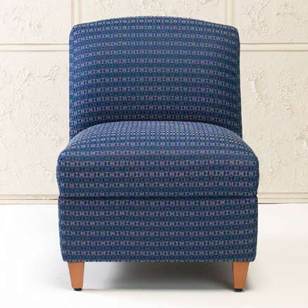 5904 Accompany Reception Armless Lounge Chair Grade 3