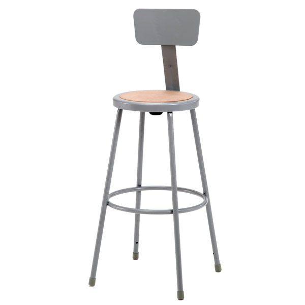 6230b-30h-metallic-gray-steel-stool-wbackrest